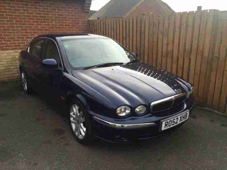 Jaguar x type 3.0 v6 4x4 serviced and mot'd till 19 november 2015