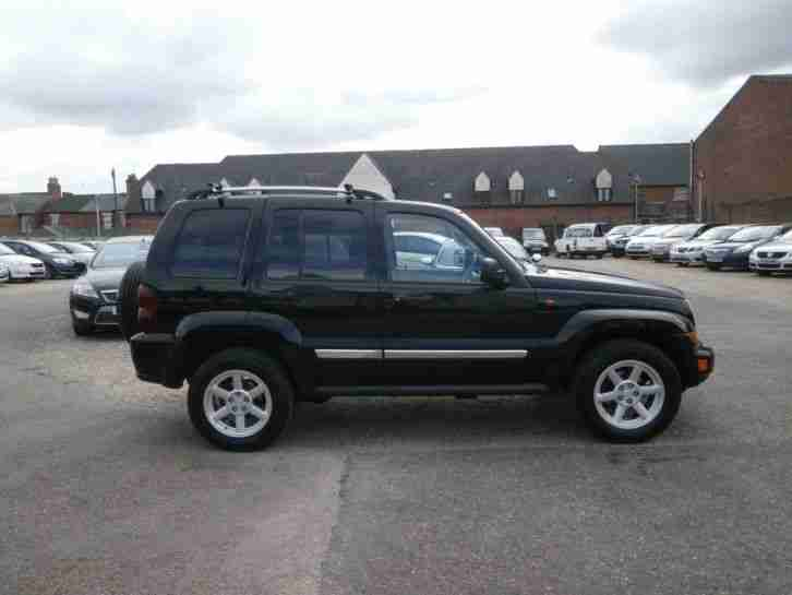 jeep cherokee 2 8 crd limited automatic car for sale. Black Bedroom Furniture Sets. Home Design Ideas