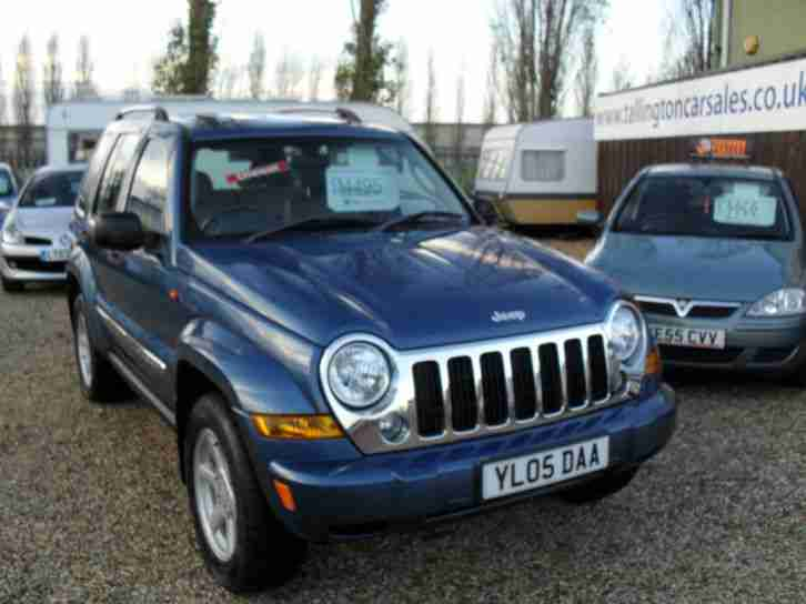 jeep cherokee 2 8 crd limited manual 2005 car for sale. Black Bedroom Furniture Sets. Home Design Ideas