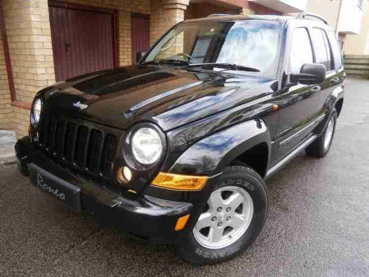 jeep cherokee 2 8 crd sport automatic 2007 57 car for sale. Black Bedroom Furniture Sets. Home Design Ideas