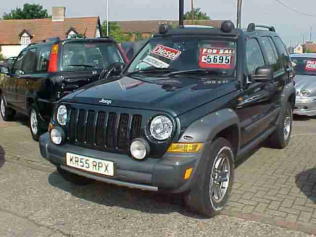 jeep cherokee 2 8 crd auto renegade car for sale. Black Bedroom Furniture Sets. Home Design Ideas