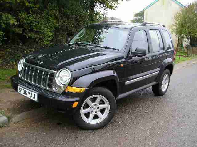 Jeep Cherokee 2.8CRD. Jeep car from United Kingdom