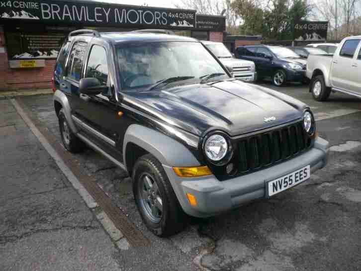 Jeep Cherokee 2.8CRD ( 161bhp ) 4X4 Sport LOW MILEAGE NEW TIMING BELT