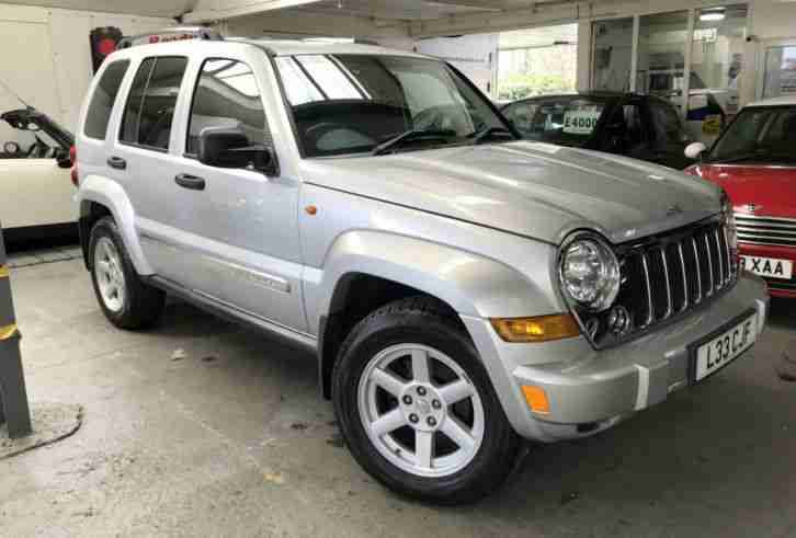 2006 jeep liberty 4x4 limited