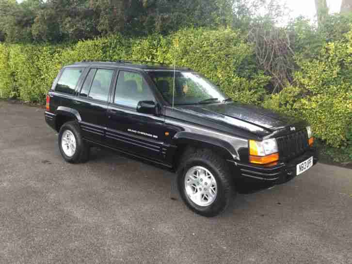 Jeep Cherokee FULL service history every MOT from new long mot VGC for year