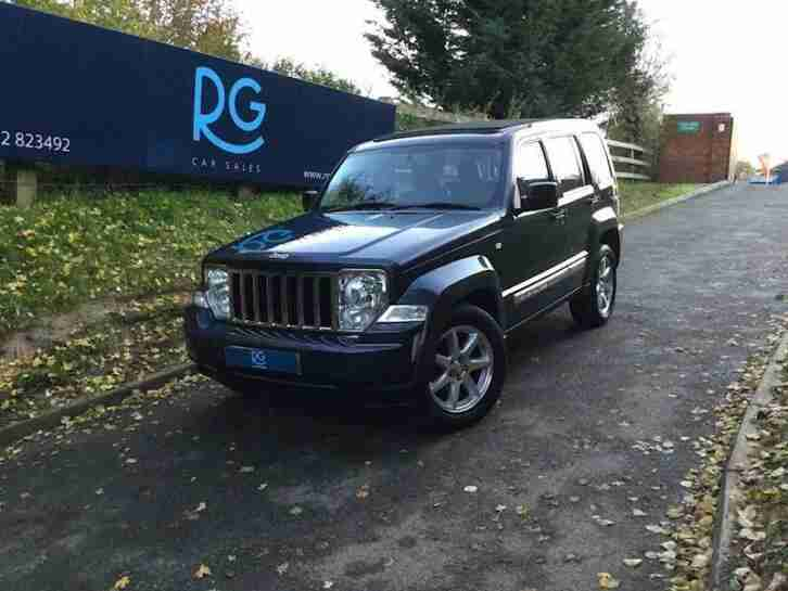 Jeep Cherokee Limited Estate 2.8 Automatic Diesel
