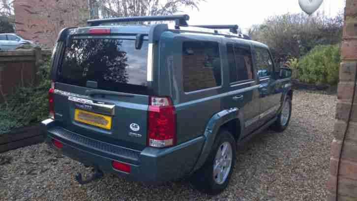 Jeep Commander Limited CRD, Automatic