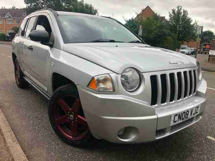 Jeep Compass 2.4. Jeep car from United Kingdom