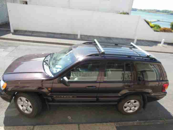jeep grand cherokee 2 7 crd limited car for sale. Black Bedroom Furniture Sets. Home Design Ideas