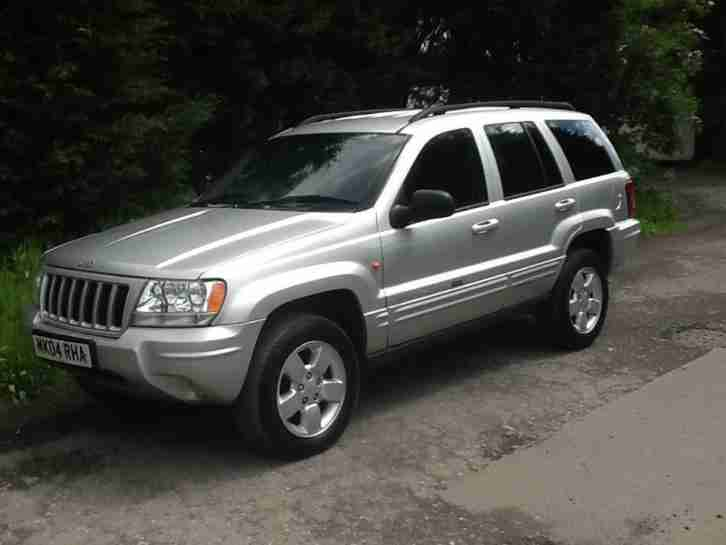 Jeep Grand Cherokee 2.7 CRD auto Limited excellent condition