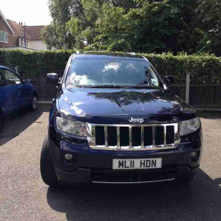 Jeep Grand Cherokee 3.0 Automatic FSH