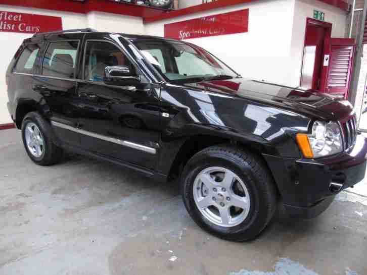 Grand Cherokee 3.0CRD V6 Automatic
