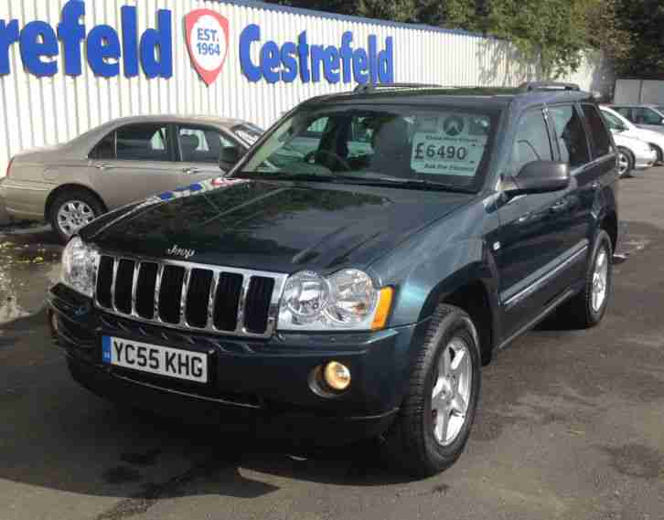 Grand Cherokee 3.0CRD V6 auto Limited