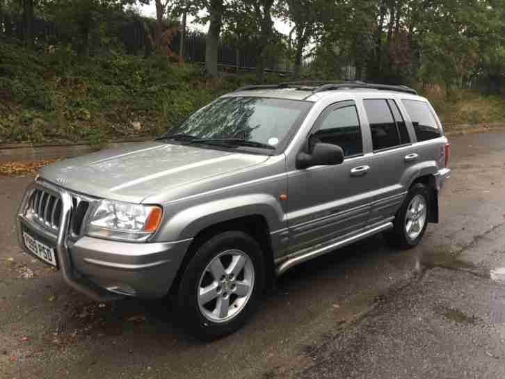 Jeep Grand Cherokee 4.0 Limited LPG GAS