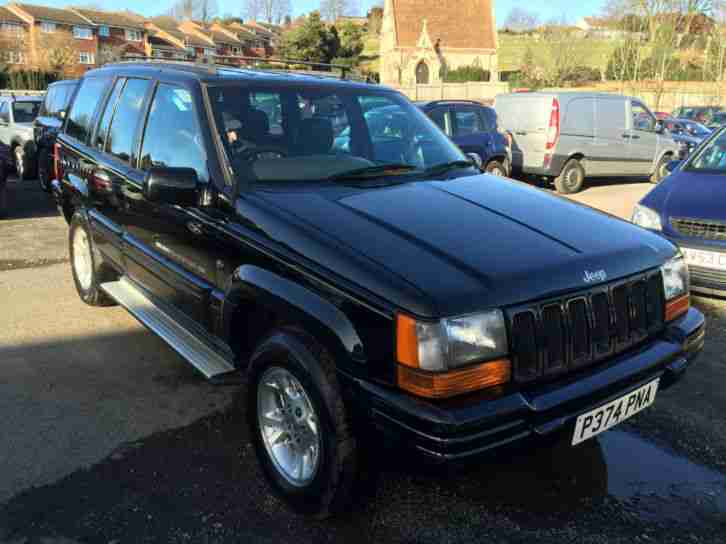 Grand Cherokee 4.0 auto Limited 1997 P