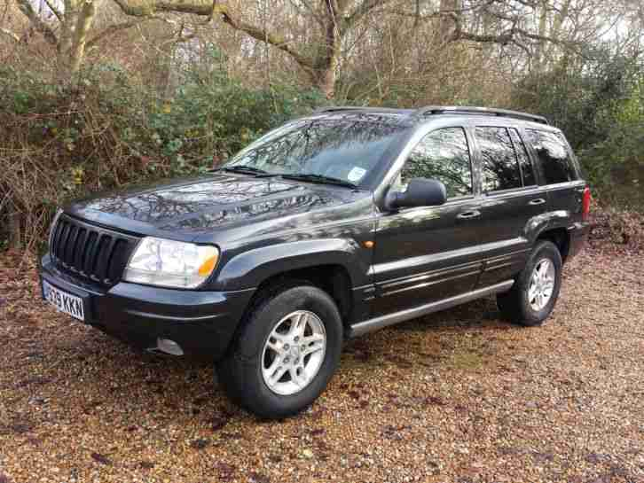 Grand Cherokee 4.7 V8, 83K, new MOT.