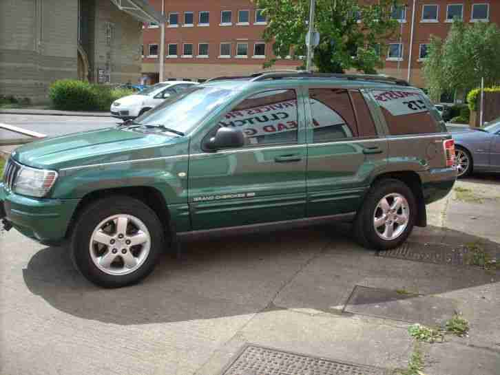jeep grand cherokee 4 7 v8 auto limited gas conversion car for sale. Black Bedroom Furniture Sets. Home Design Ideas