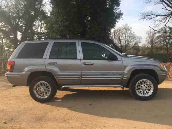 Grand Cherokee CRD 2.7 4x4 5dr