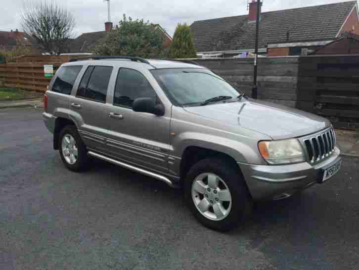 Grand Cherokee CRD Ltd Automatic