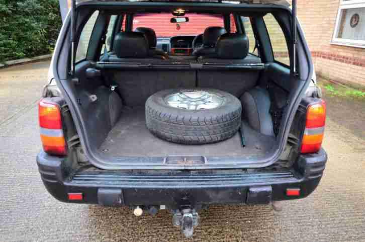 jeep grand cherokee orvis 1998 zj 4x4 all wheel drive 4 0 petrol off. Black Bedroom Furniture Sets. Home Design Ideas