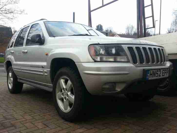 Jeep Grand Cherokee Overland CRd