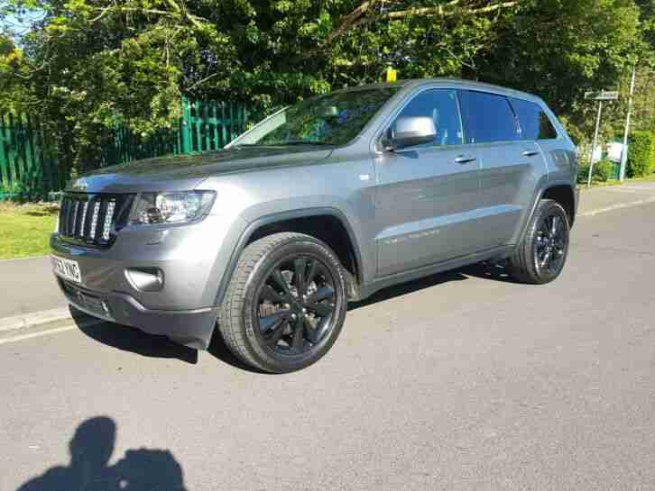 Grand Cherokee S Limited