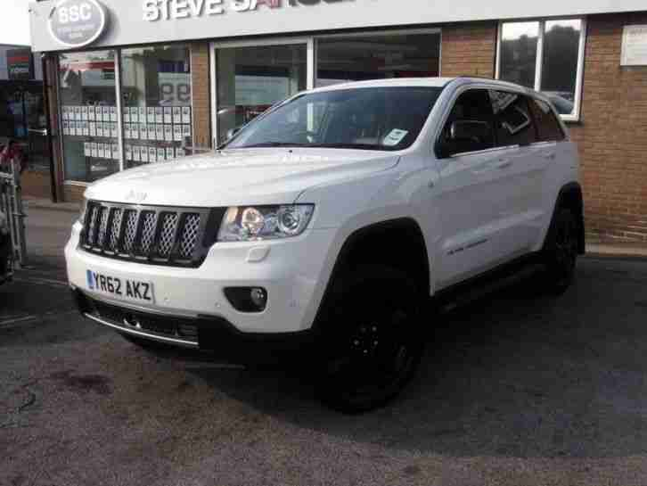 Grand Cherokee V6 Crd S Limited