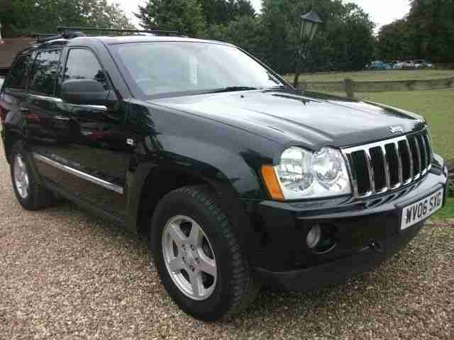 jeep grand cherokee v8 hemi limited low miles 53k petrol. Cars Review. Best American Auto & Cars Review