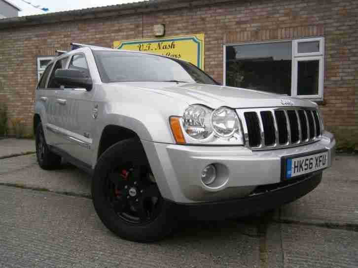 Jeep Grand Cherokee V8 Limited 5dr Auto