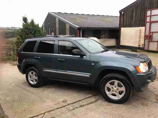 Jeep Grand Cherokee. Other car from United Kingdom