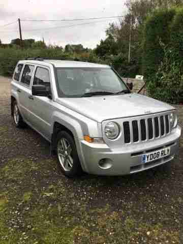 Jeep Patriot 2.0 CRD Sport Station Wagon 4x4 5dr