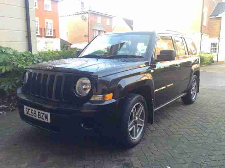 Jeep Patriot 2010 Black  Car For Sale