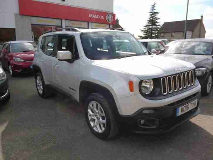 Jeep Renegade - great used cars portal for sale.