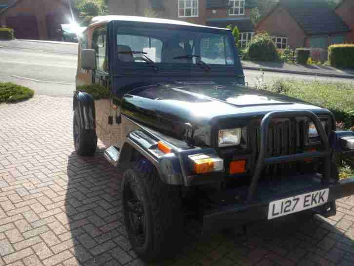 Wrangler 1994 Soft Top