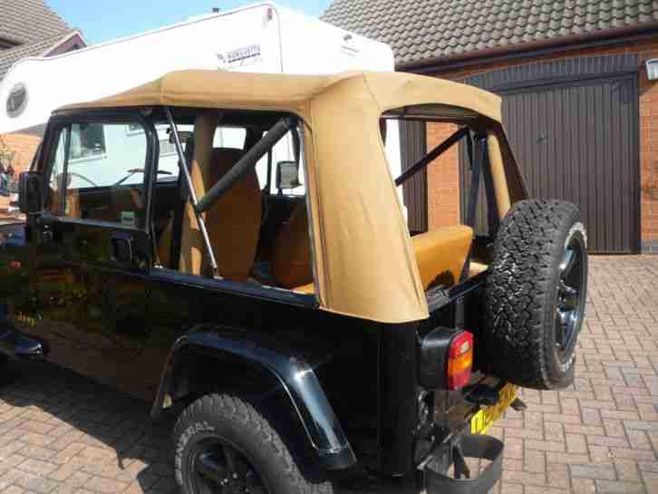 jeep wrangler 1994 soft top car for sale. Black Bedroom Furniture Sets. Home Design Ideas