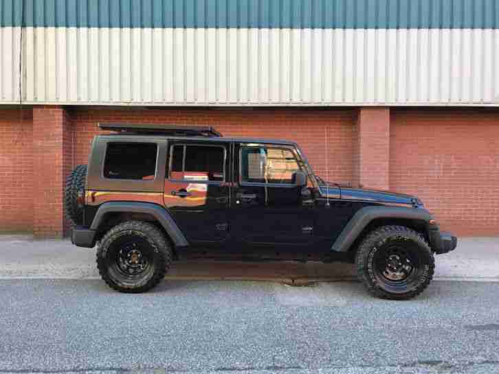 Jeep Wrangler 2.8. Jeep car from United Kingdom