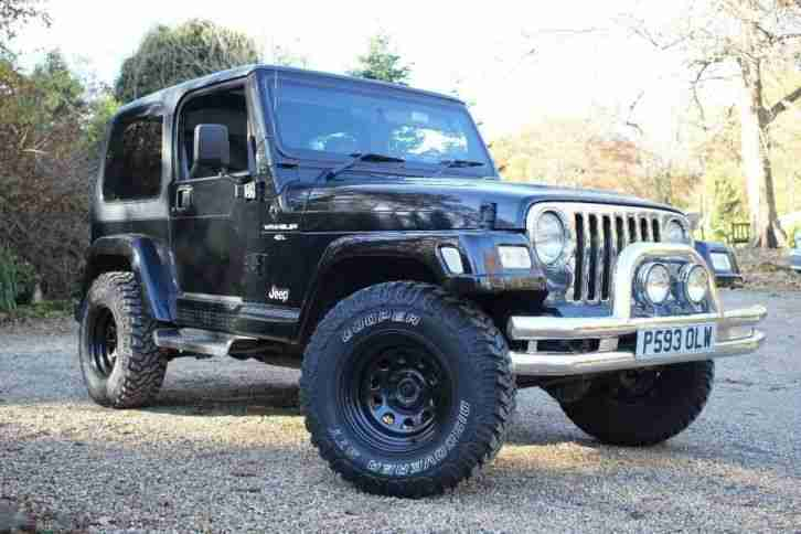 Jeep Wrangler 4.0. Jeep car from United Kingdom