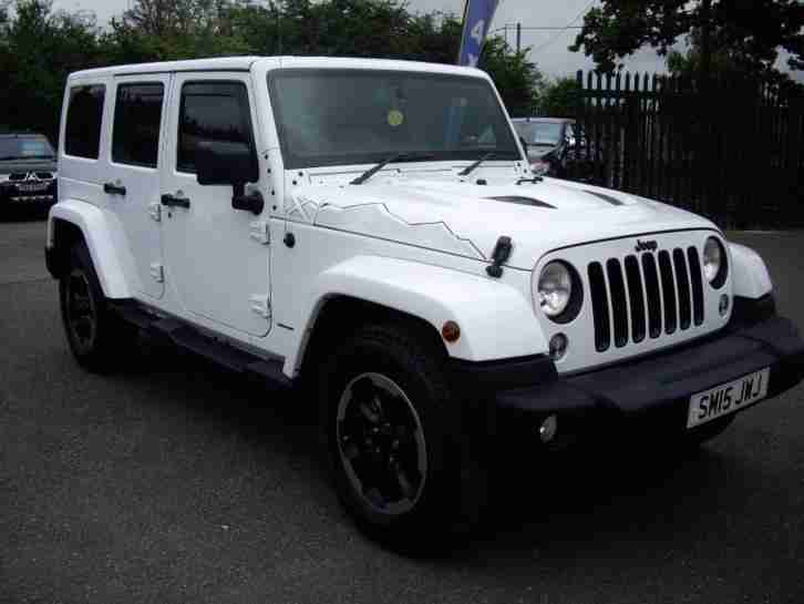 Right Hand Drive Jeep >> Jeep Wrangler Crd X Unlimited DIESEL AUTOMATIC 2015 15. car for sale