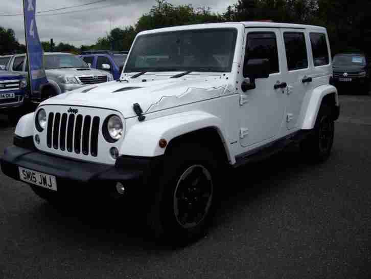 jeep wrangler crd x unlimited diesel automatic 2015 15 car for sale. Black Bedroom Furniture Sets. Home Design Ideas