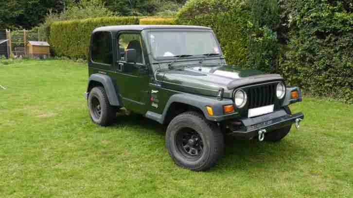 Jeep Wrangler Tj 2 5 Sport Hard Top  U0026 Soft  U0026 Top  Car For Sale