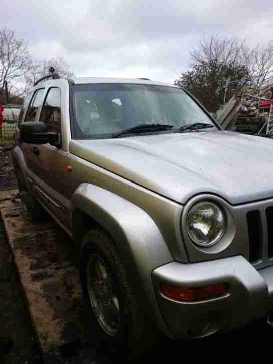 cherokee 3.7 petrol spares or repair