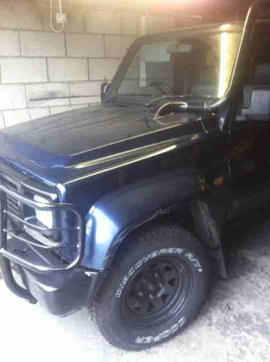 Daihatsu Jeep Four Trak Tdx Car For Sale