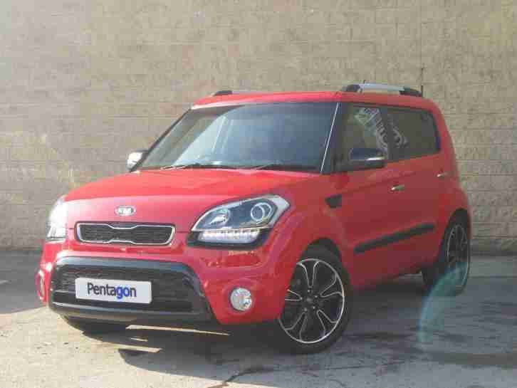 1.6 INFERNO CRDI RED