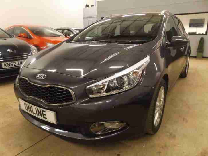 CEED CRDI 2 ECODYNAMICS, Silver, Manual,