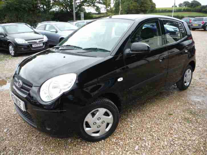 KIA PICANTO 1.0 5DR 2009 59 WITH ONLY 46,000 MILES FROM NEW