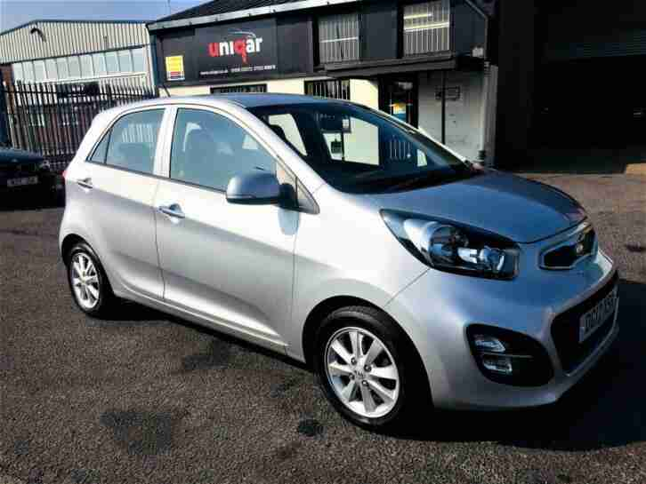 PICANTO 1.0, FREE ROAD TAX, 1 OWNER FROM