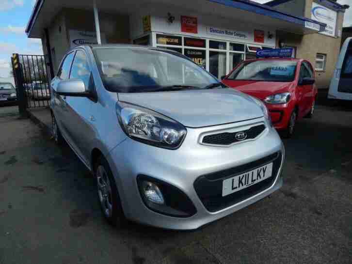 PICANTO 1 FACELIFT 5DR HATCH 2011 Petrol