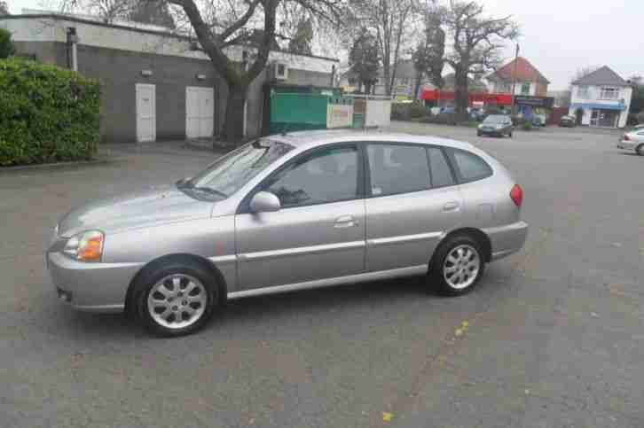 KIA RIO LX 2003 Petrol Manual in Silver