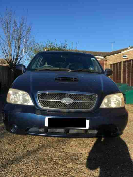 SEDONA 2.9 DIESEL SE AUTOMATIC FULLY