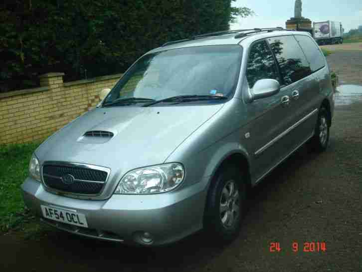 Kia Sedona Le Diesel 2004  Car For Sale